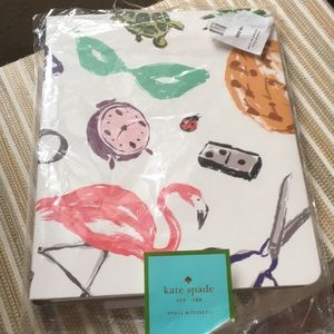 NWT Kate Spade Notebook